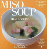 Omslag - Miso Soup & Miso Cooking