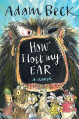Omslag - How I Lost My Ear (Grandpa Gristle's Bedtime Tales)