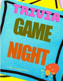 The Great Trivia Quiz Book av Love to Educate (Heftet)
