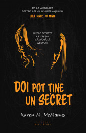 Doi pot tine un secret av Karen M. McManus (Heftet)