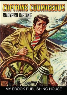 Captains Courageous av Rudyard Kipling (Heftet)