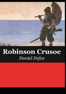 The Life and Adventures of Robinson Crusoe av Daniel Defoe (Heftet)