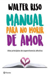Omslag - Manual Para No Morir de Amor