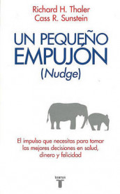 Un Pequeno Empujon (Nudge) av Richard H Thaler (Heftet)