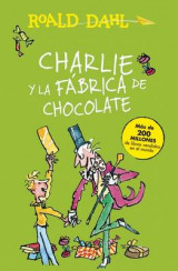 Omslag - Charlie y La Fabrica de Chocolate / Charlie and the Chocolate Factory