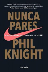 Omslag - Nunca Pares: Autobiografia del Fundador de Nike / Shoe Dog: A Memoir by the Creator of Nike