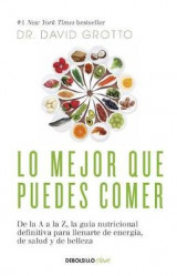 Omslag - Lo Mejor Que Puedes Comer / The Best Things You Can Eat