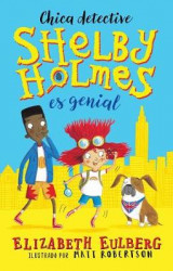 Omslag - La Gran Shelby Holmes / The Great Shelby Holmes