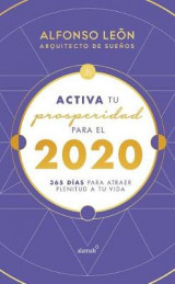Omslag - Activa Tu Prosperidad Para El 2020 Agenda / Activate Your Prosperity for 2020 Agenda