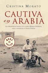 Omslag - Cautiva En Arabia / Captive in Arabia
