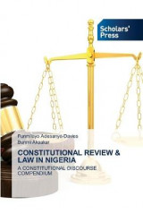 Omslag - Constitutional Review & Law in Nigeria