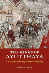 Omslag - The Kings of Ayutthaya