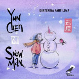 Omslag - Yun Chen and the Snowman