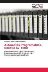 Omslag - Automatas Programables. Simatic S7-1200