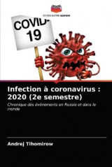 Omslag - Infection a coronavirus