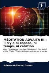 Omslag - Meditation Advaita III