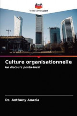 Omslag - Culture organisationnelle