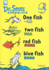Omslag - One Fish, Two Fish, Red Fish, Blue Fish