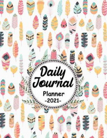 Daily Journal Planner av Michael Green Press (Heftet)