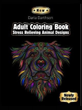 Omslag - Adult Coloring Book