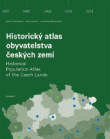 Omslag - Historical Population Atlas of the Czech Lands
