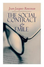 The Social Contract & Emile av G D H Cole, Barbara Foxley og Jean-Jacques Rousseau (Heftet)