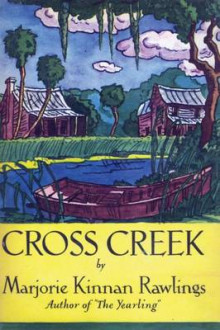Cross Creek av Marjorie Kinnan Rawlings (Heftet)