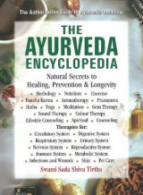 Omslag - Ayurveda Encyclopedia