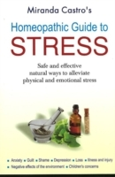 Homeopathic Guide to Stress av Miranda Castro (Heftet)