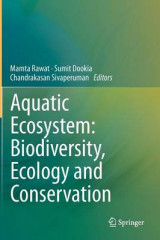 Omslag - Aquatic Ecosystem: Biodiversity, Ecology and Conservation