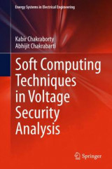 Omslag - Soft Computing Techniques in Voltage Security Analysis