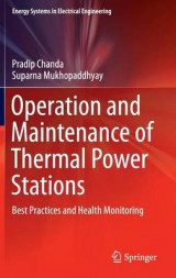 Omslag - Operation and Maintenance of Thermal Power Stations 2016