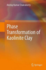 Omslag - Phase Transformation of Kaolinite Clay