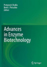 Omslag - Advances in Enzyme Biotechnology