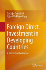 Omslag - Foreign Direct Investment in Developing Countries