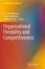 Omslag - Organisational Flexibility and Competitiveness
