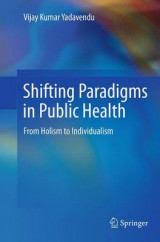 Omslag - Shifting Paradigms in Public Health