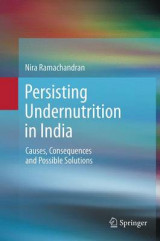 Omslag - Persisting Undernutrition in India