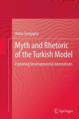 Omslag - Myth and Rhetoric of the Turkish Model