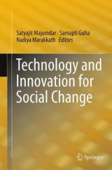 Omslag - Technology and Innovation for Social Change