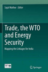 Omslag - Trade, the WTO and Energy Security