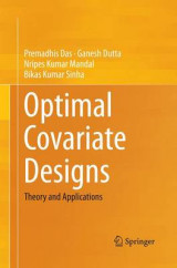 Omslag - Optimal Covariate Designs