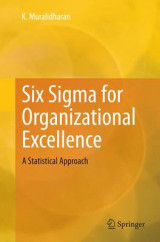 Omslag - Six SIGMA for Organizational Excellence