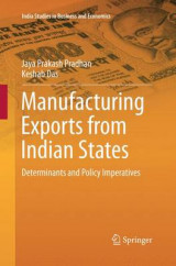 Omslag - Manufacturing Exports from Indian States