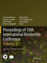 Omslag - Proceedings of 10th International Kimberlite Conference