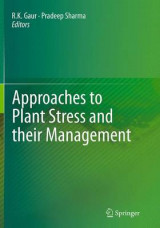 Omslag - Approaches to Plant Stress and Their Management