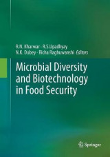 Omslag - Microbial Diversity and Biotechnology in Food Security