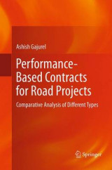 Omslag - Performance-Based Contracts for Road Projects
