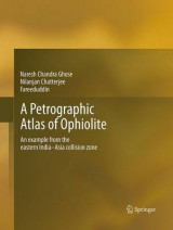 Omslag - A Petrographic Atlas of Ophiolite