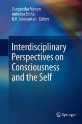 Omslag - Interdisciplinary Perspectives on Consciousness and the Self